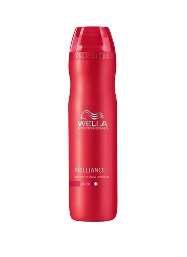 Brilliance Thick Şampuan 250 Ml-Wella